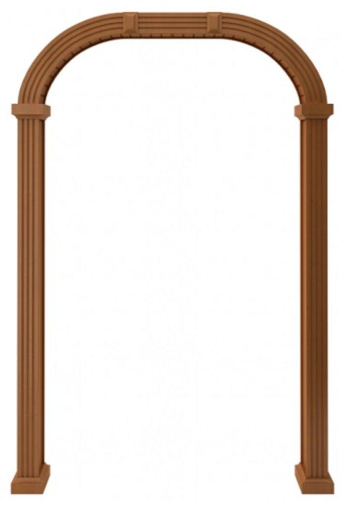 Межкомнатные арки: Межкомнатная арка ЭЛЕГИЯ в Двери в Тюмени, межкомнатные двери, входные двери