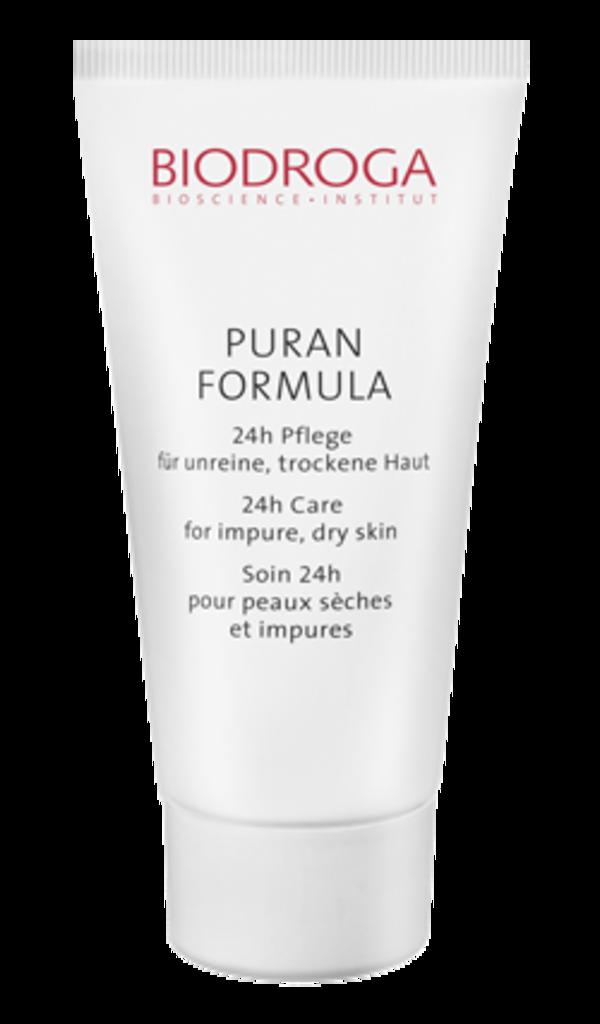 Крема: Крем для 24-часовой уход за проблемной сухой кожей / 24hour Care for impure, dry skin, BIODROGA в Косметичка, интернет-магазин профессиональной косметики