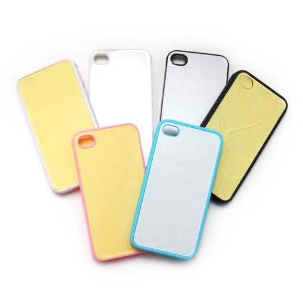 Apple: Чехол для IPhone 4 и 4s Пластиковый цветной в NeoPlastic