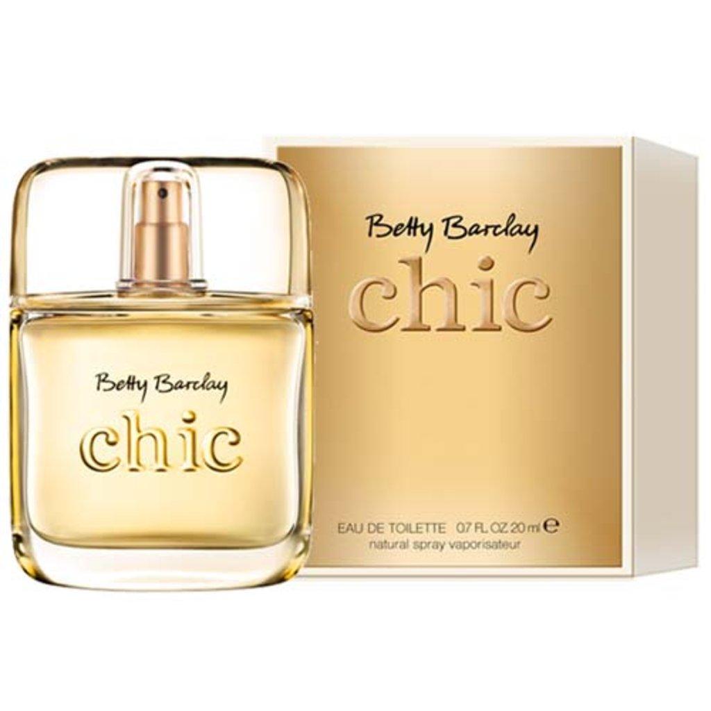 BettyBarclay: Betty Barclay Chic edt ж 20 ml в Элит-парфюм