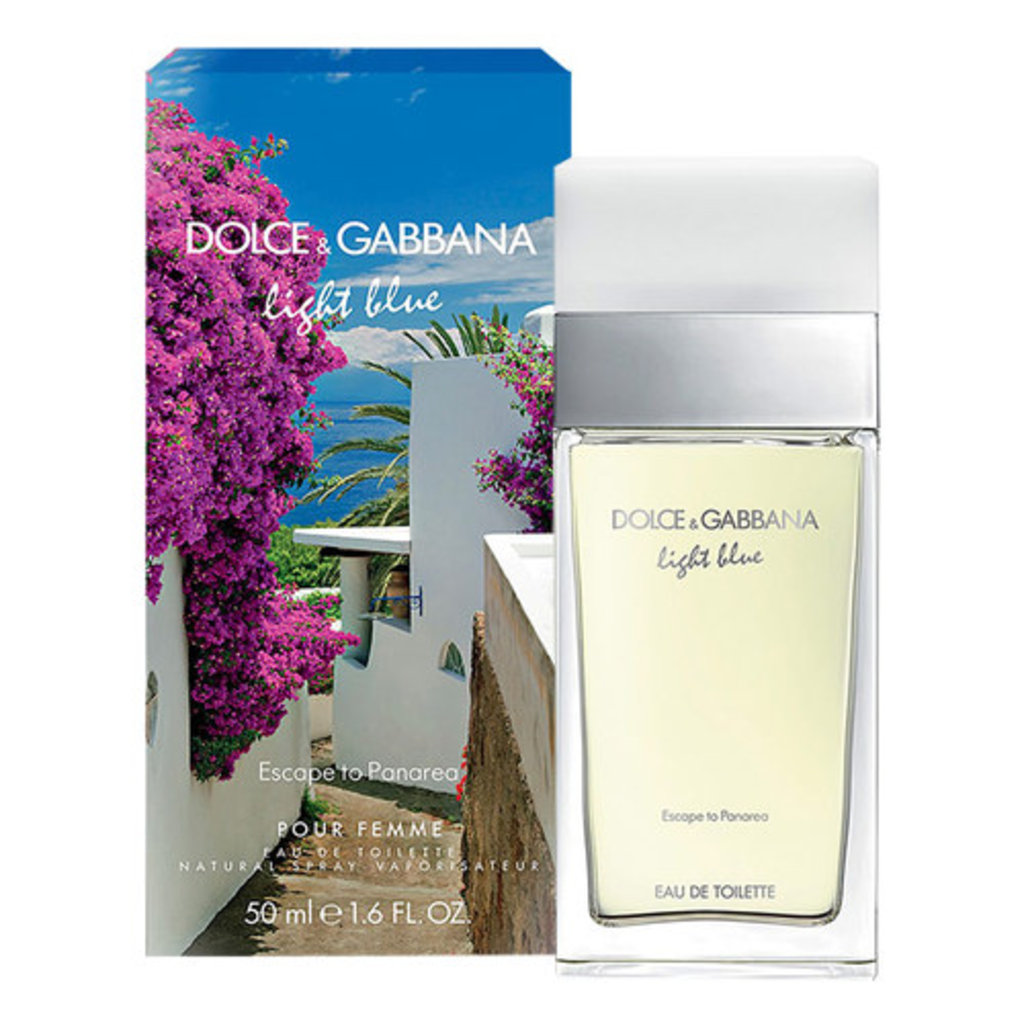 Dolce&Gabbana: D&G Light Blue Escape to Panarea Туалетная вода edt ж 50 ml в Элит-парфюм