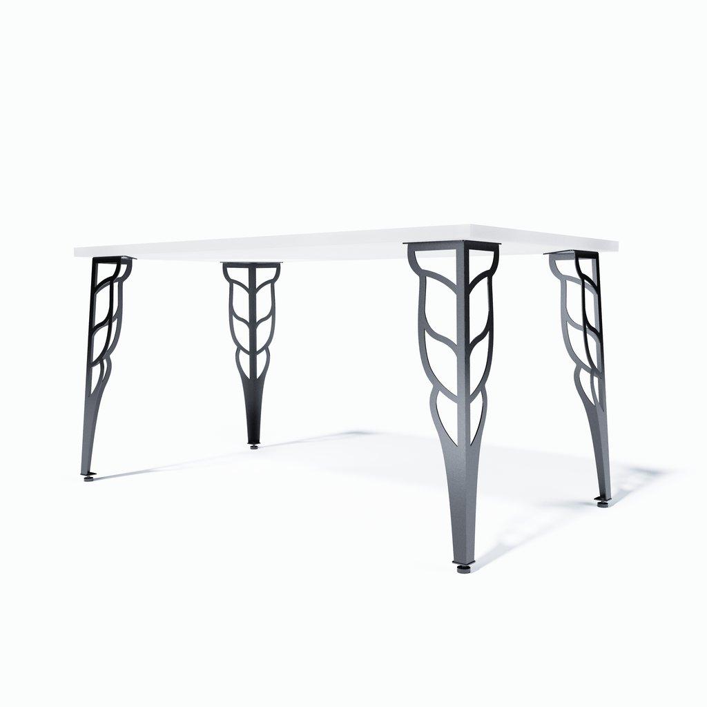Ножки для столов.: Ножки 0.10-Ф в АРТ-МЕБЕЛЬ НН