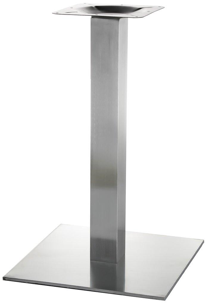 Подстолья для столов.: Подстолье 1002EM (нержавеющая сталь матовое) в АРТ-МЕБЕЛЬ НН