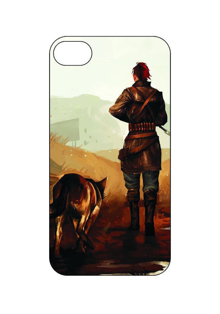 Выбери готовый дизайн для своей модели телефона: Fallout4 в NeoPlastic