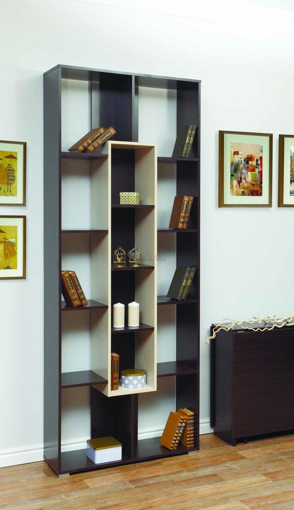 Стеллажи, общее: Стеллаж Визит - 14 в Стильная мебель