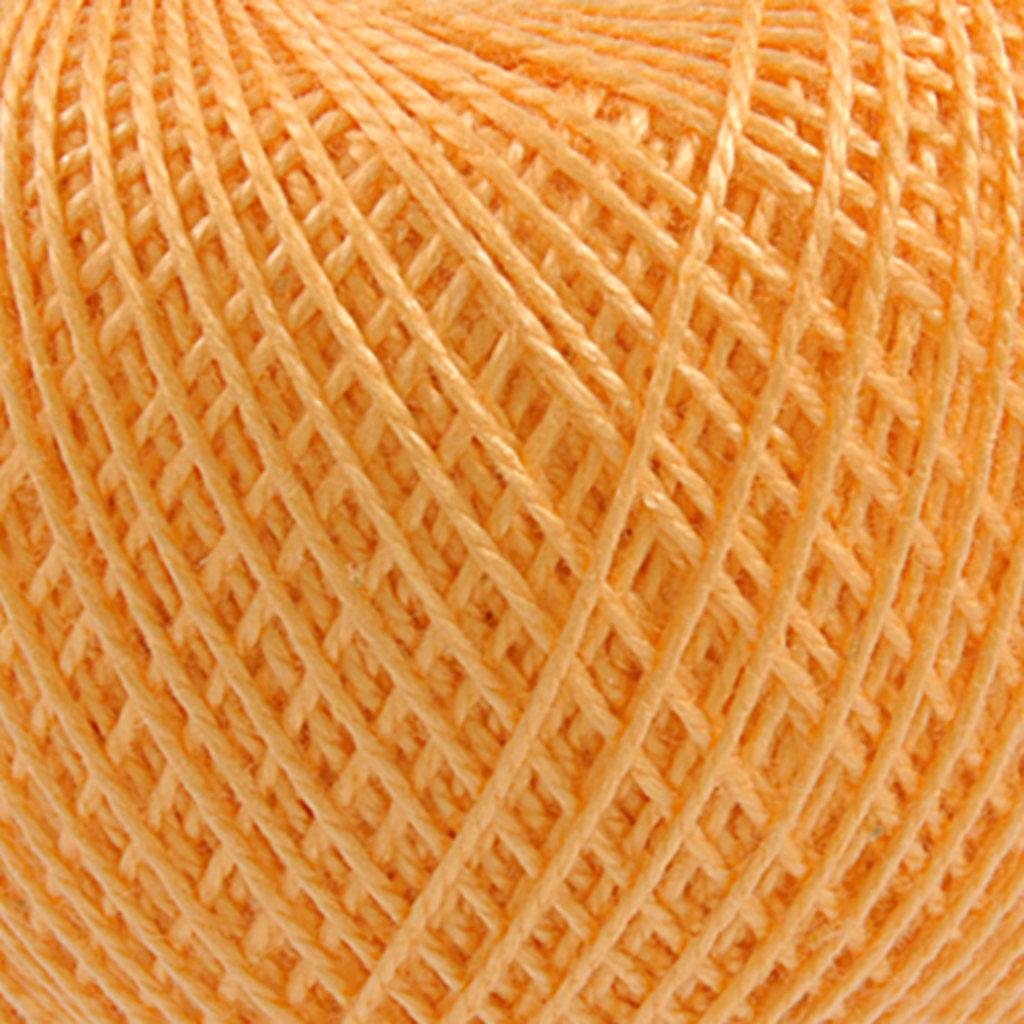 Ирис 25гр.: Нитки Ирис 25гр.150м.(100% хлопок)цвет 0604 абрикос в Редиант-НК
