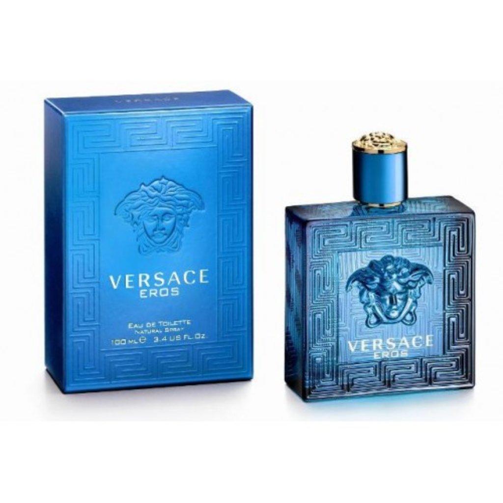 Versace (Версаче): Versace Eros Man ( Версаче Эрос Мен) edt 100ml в Мой флакон