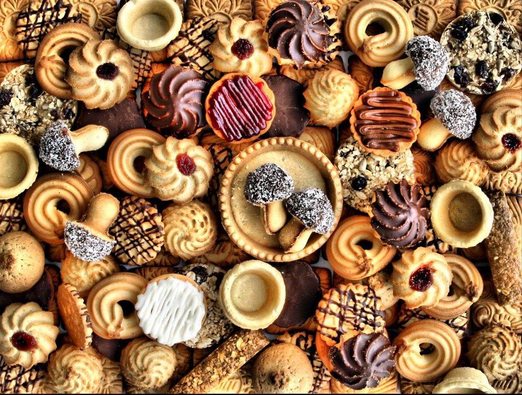 Меню: Печенье в Тортинка'фе, кафе, булочная-кондитерская