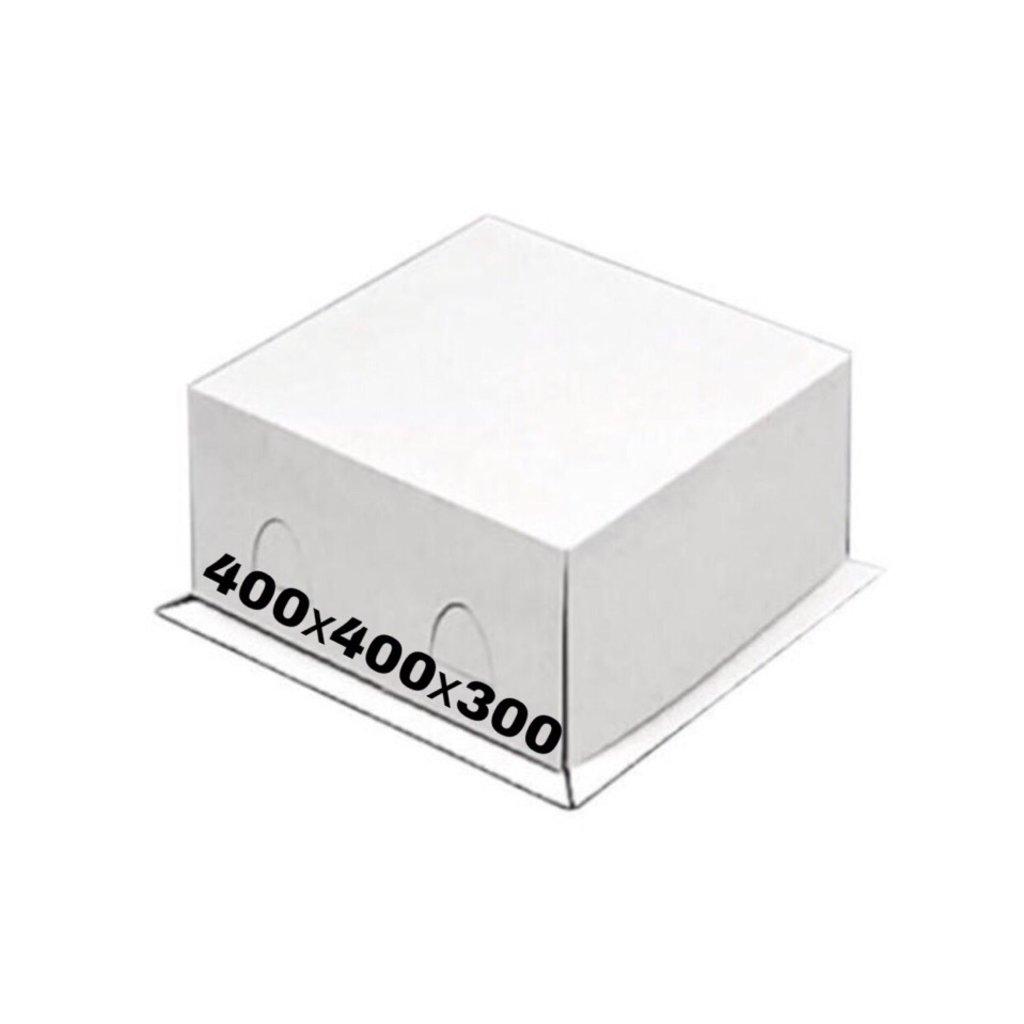 Коробки для тортов: Коробка для торта 400*400*300мм в ТортExpress