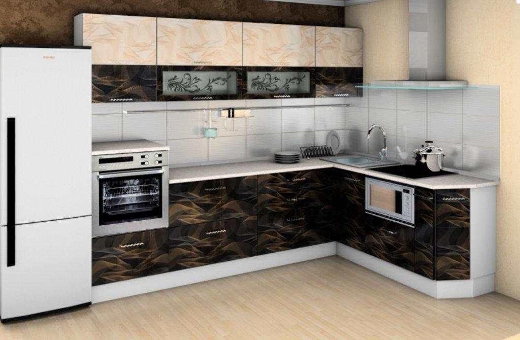 Кухни: модульная кухня Санрайс в Уютный дом