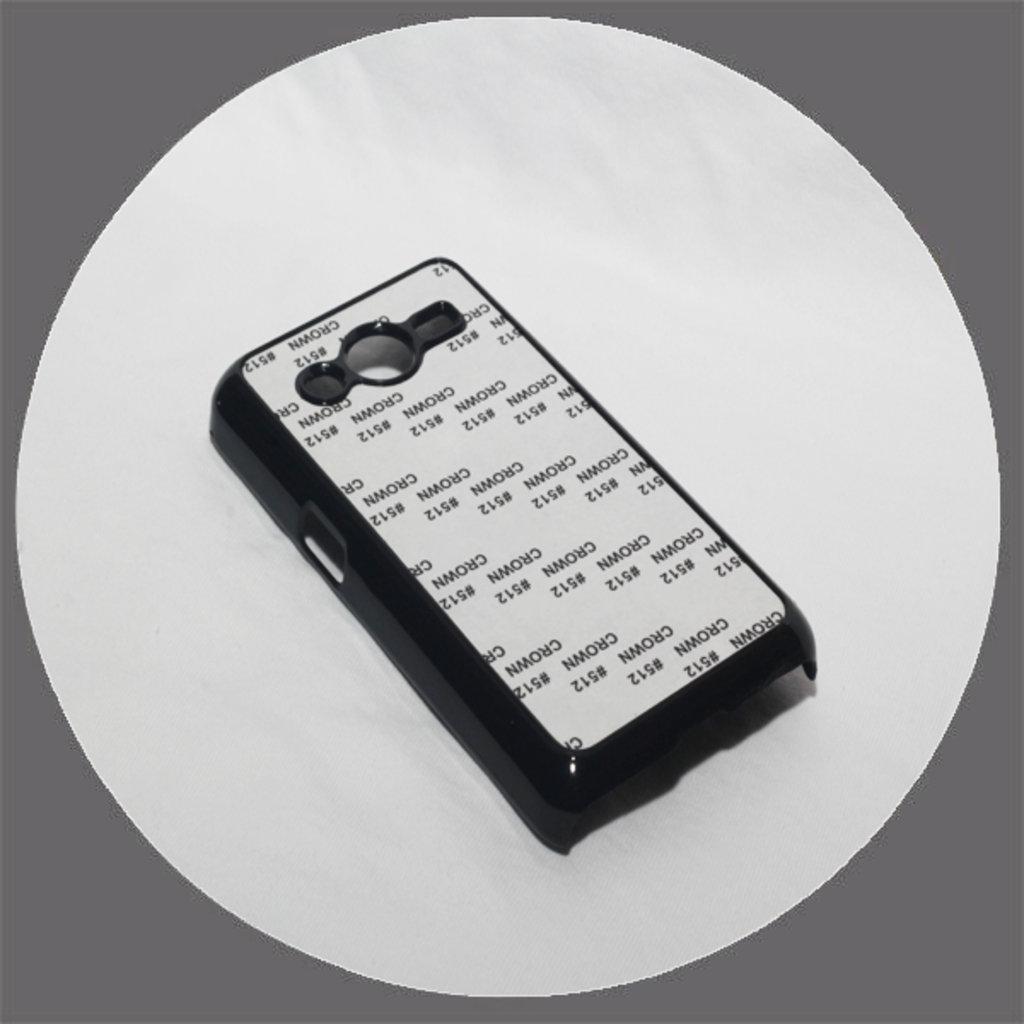 Samsung: Чехол для Samsung Galaxy Core 2 G3558 Черный пластиковый в NeoPlastic