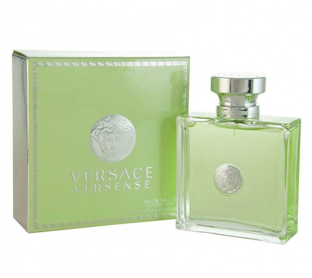 Женская туалетная вода Versace: Versace Versense edt ж 30 | 50 | 100 ml в Элит-парфюм