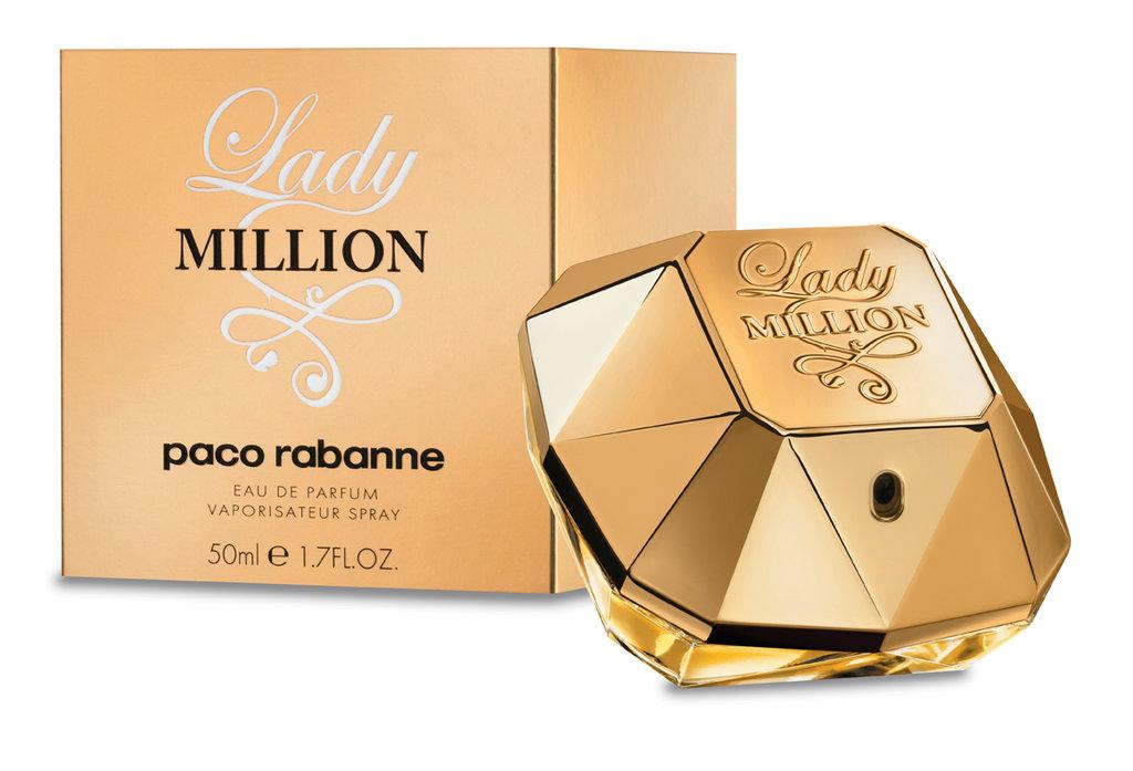 Paco Rabanne (Пако Рабан): Paco Rabanne Lady Million 80ml в Мой флакон