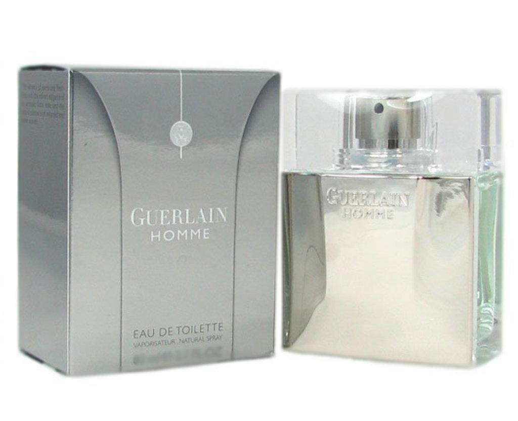 Guerlain: Guerlain Homme Guerlain edt 30 ml в Элит-парфюм