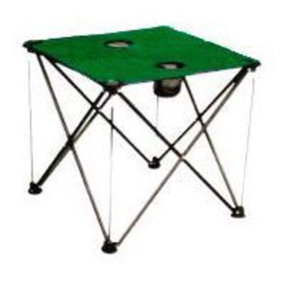 Мебель: Sol столик кемпинговый SLCH-006 в Турин
