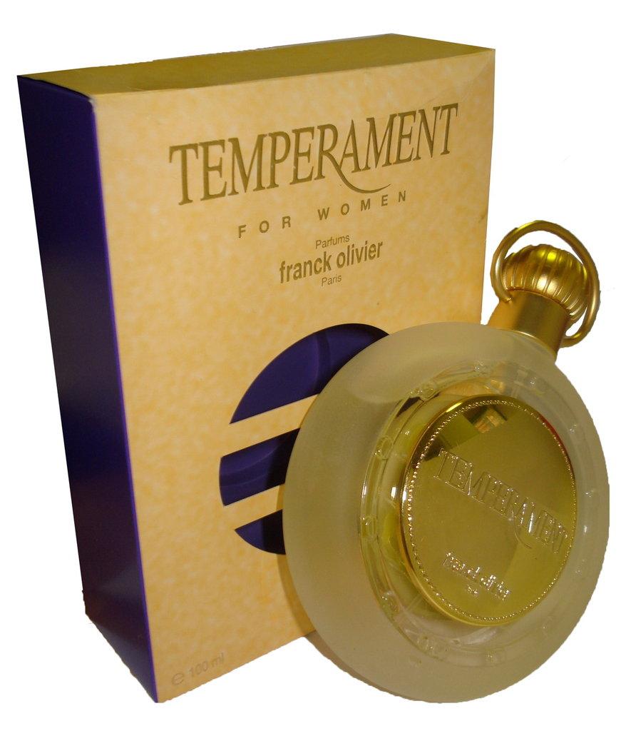 Franck Olivier: Franck Olivier Temperament edt ж 50 |100 ml в Элит-парфюм
