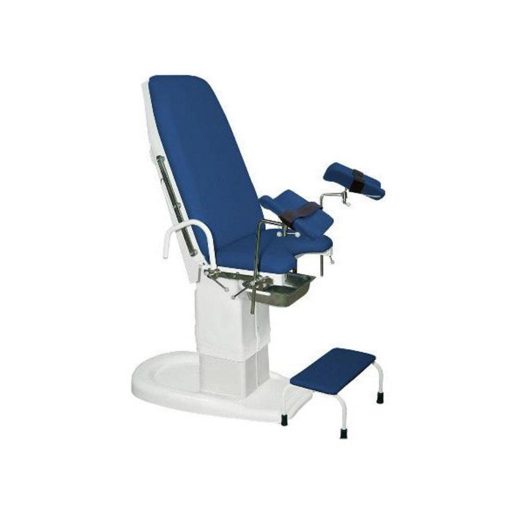 Гинекологические кресла: Гинекологическое кресло КГ-6-2 ДЗМО в Техномед, ООО