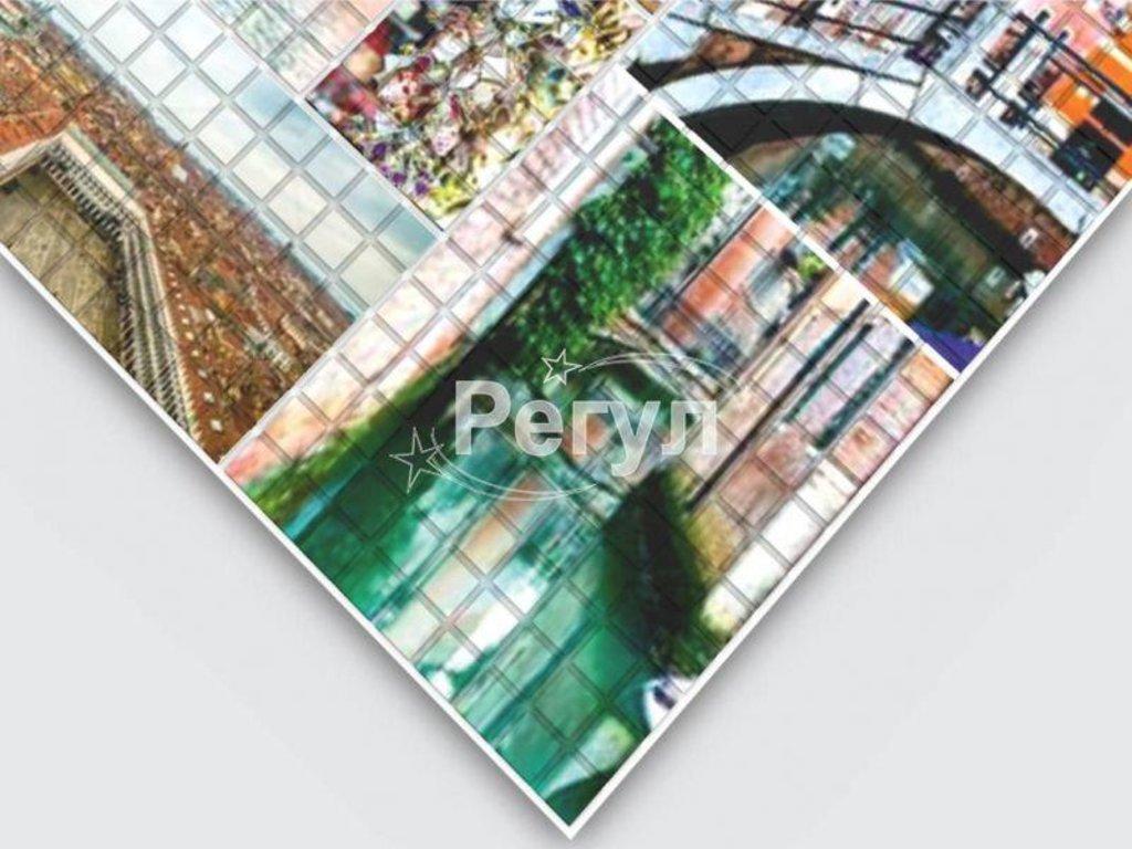 Панели ПВХ: Мозаика Венецианская живопись в Мир Потолков