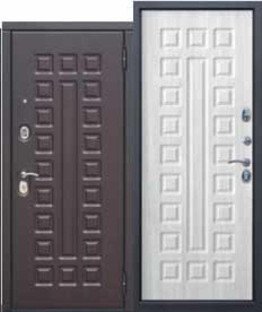 Двери завода Феррони: 10 см МОНАРХ Венге/Белый ясень МДФ/МДФ в Модуль Плюс