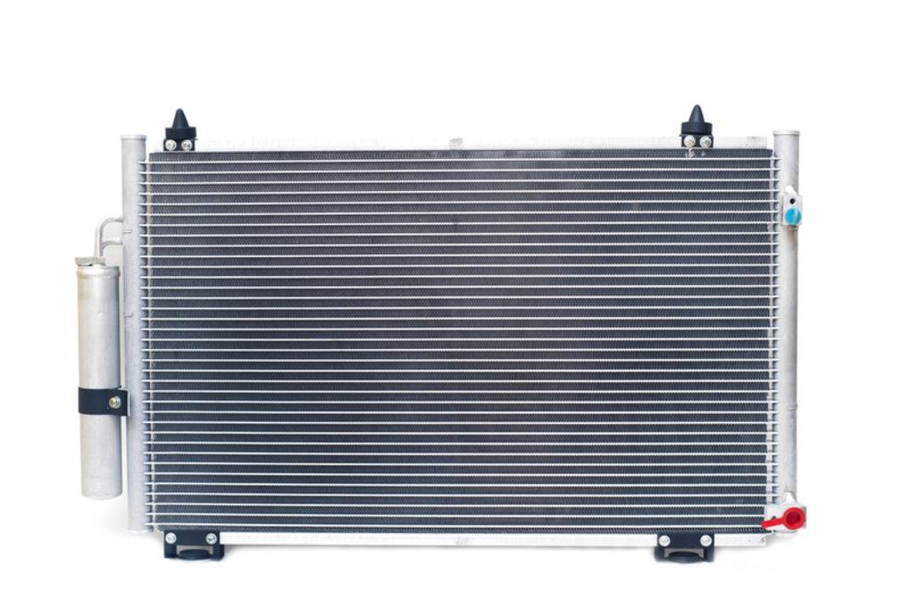 Цветной металл: Автомобильные радиаторы в БазаАКБ