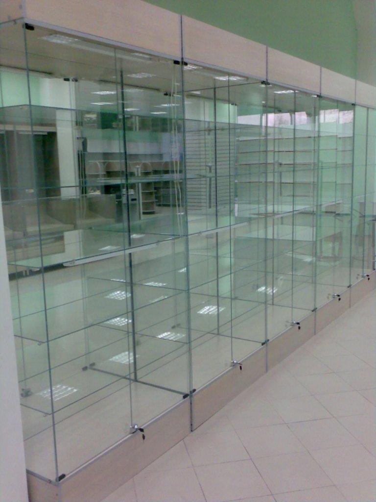 Торговое оборудование на заказ: Витрина на заказ №2 в Студия Мебели