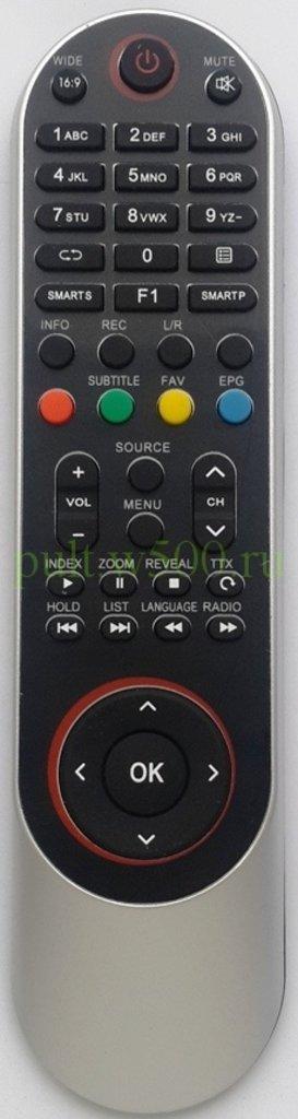 DEXP: Пульт DEXP 40A7100 овал Rolsen (LCD) HUAYU в A-Центр Пульты ДУ