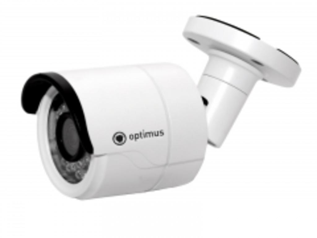 IP-видеокамеры: IP-видеокамера уличная Optimus IP-P002.1 (3.6) D в Микровидео