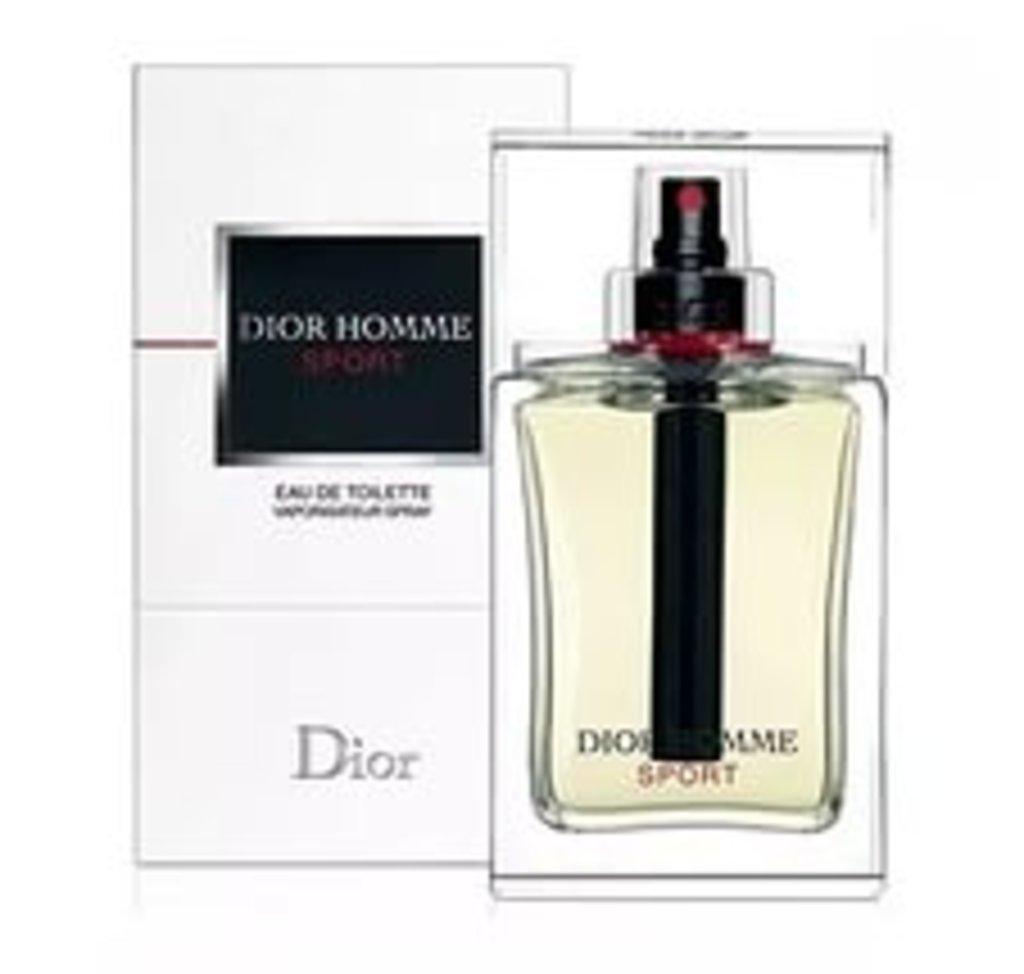 Christian Dior  (Кристиан Диор): Christian Dior Dior Homme Sport ( Кристиан Диор Диор Хом Спорт) edt 100ml в Мой флакон
