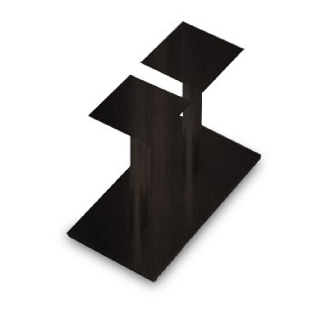 Подстолье, опоры: Подстолье 04 ST 63/715 (металлик, чёрный, коричневый, золото) в АРТ-МЕБЕЛЬ НН