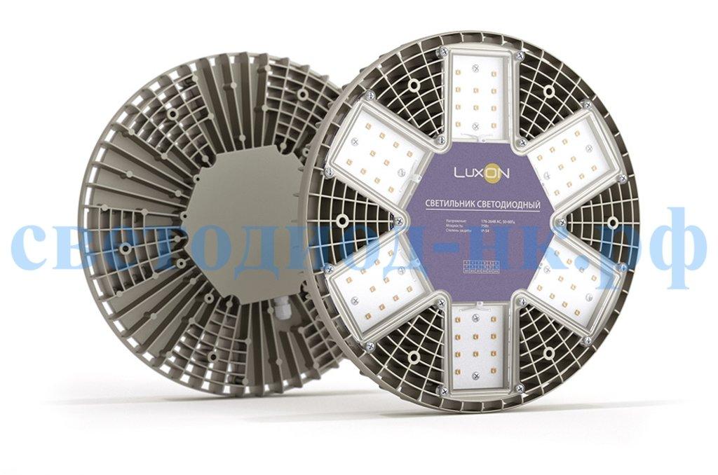 Промышленные светильники: Промышленный светодиодный светильник LuxON WebStar 60W в СВЕТОВОД