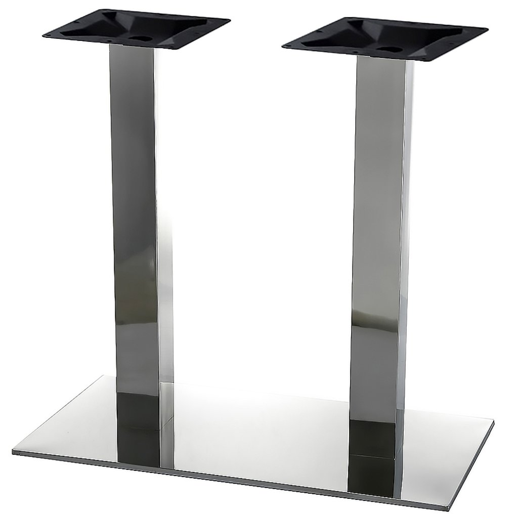 Подстолья для столов.: Подстолье 1063EM (хром) в АРТ-МЕБЕЛЬ НН