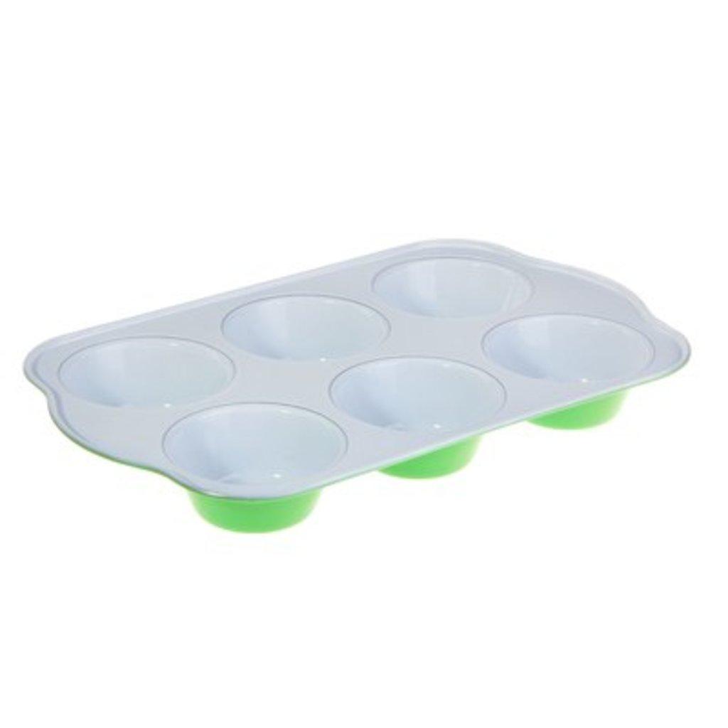 Кондитерский инвентарь: Форма для выпечки с керамическим покрытием Флёри Круг в ТортExpress