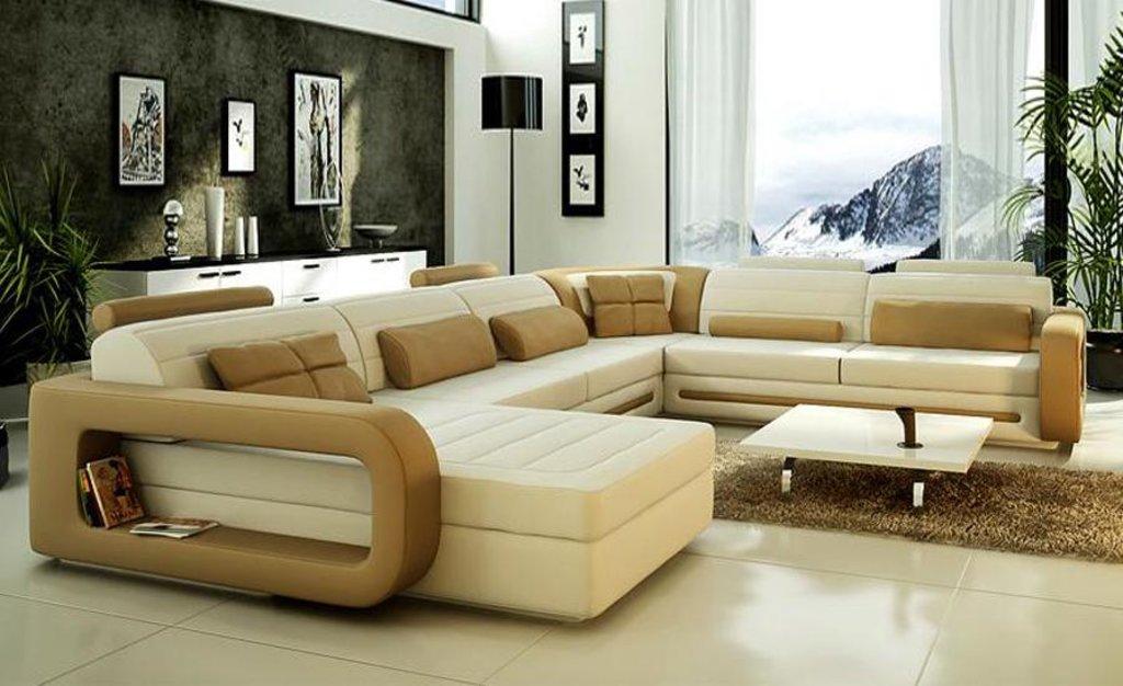 Мебель мягкая: Диван угловой в АЛЛЕЯ, торговая сеть