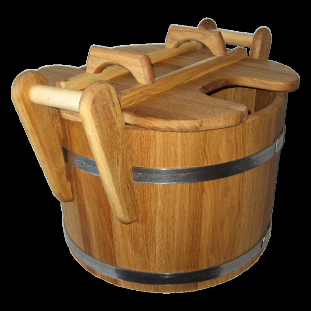 Бочки и бадьи деревянные: Деревянные бочки в Terry-Gold (Терри-Голд), погонажные изделия