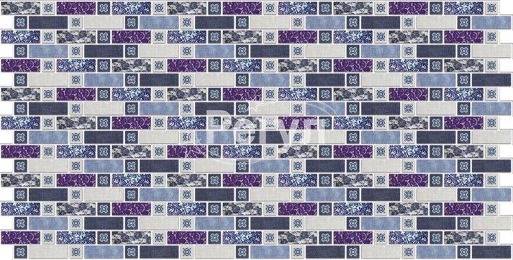 Панели ПВХ: Мозаика Деним в Мир Потолков