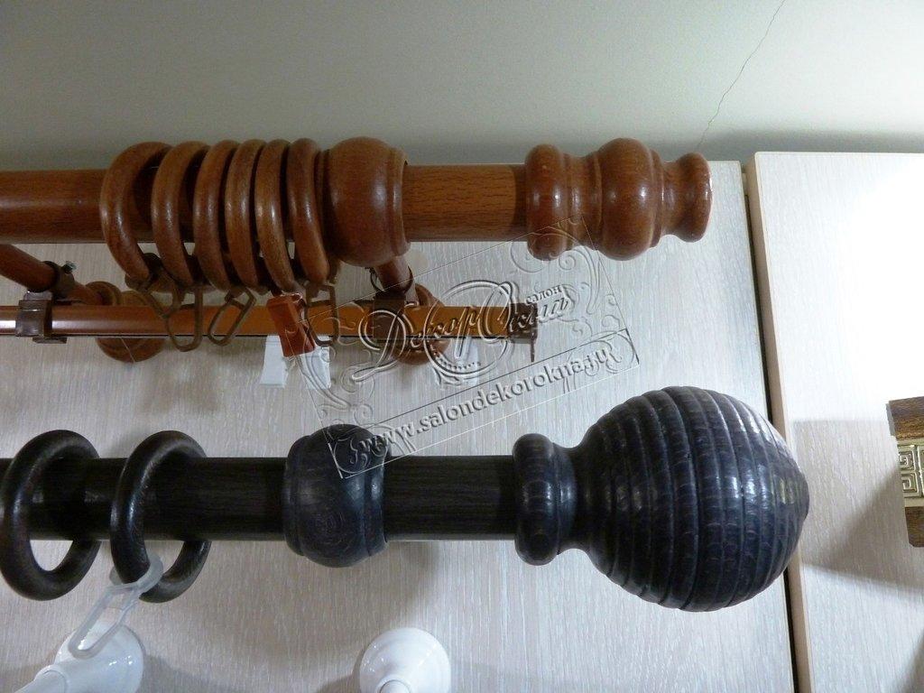 Карнизы для штор: Карнизы деревянные в Декор окна, салон