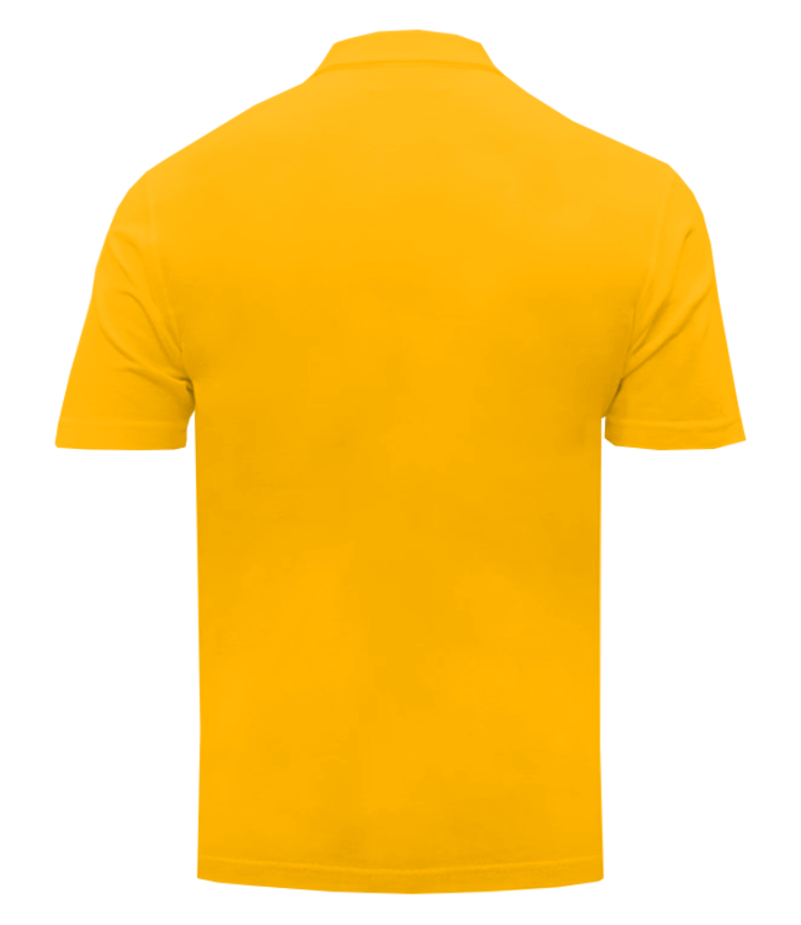 Футболки мужские: Рубашка-поло хлопковая унисекс, плотность 210 г/м2 в Баклажан  студия вышивки и дизайна