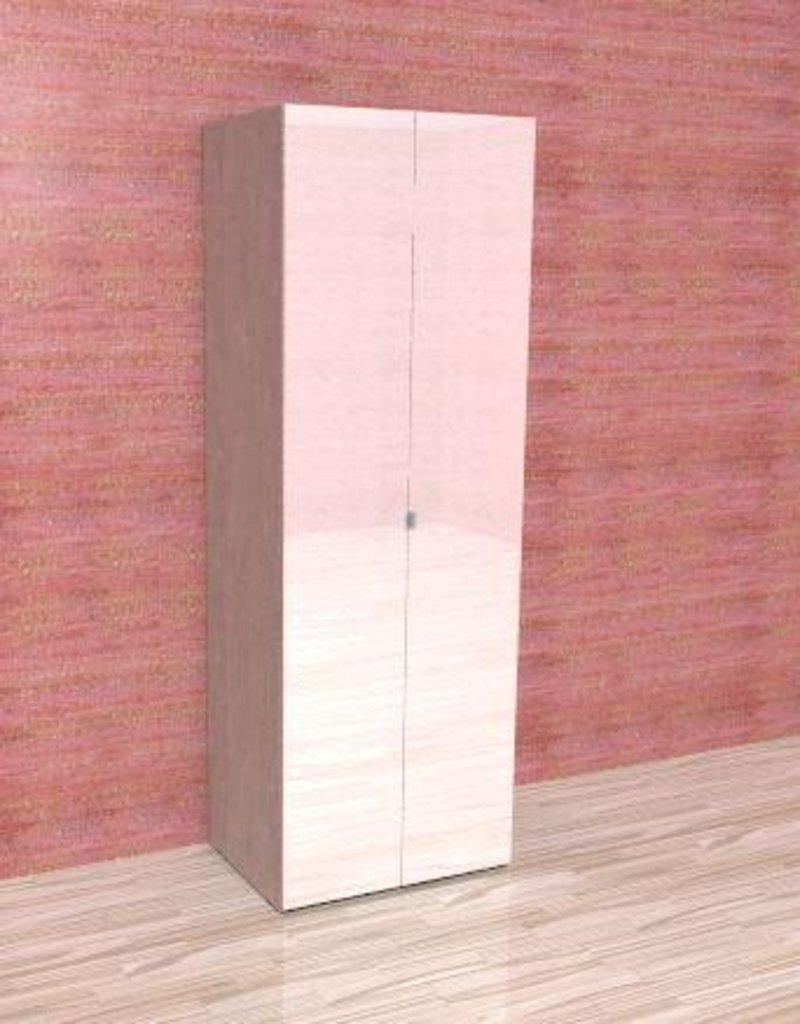 Шкафы для одежды и белья: Шкаф для одежды. Зеркало BAUHAUS 8 в Стильная мебель