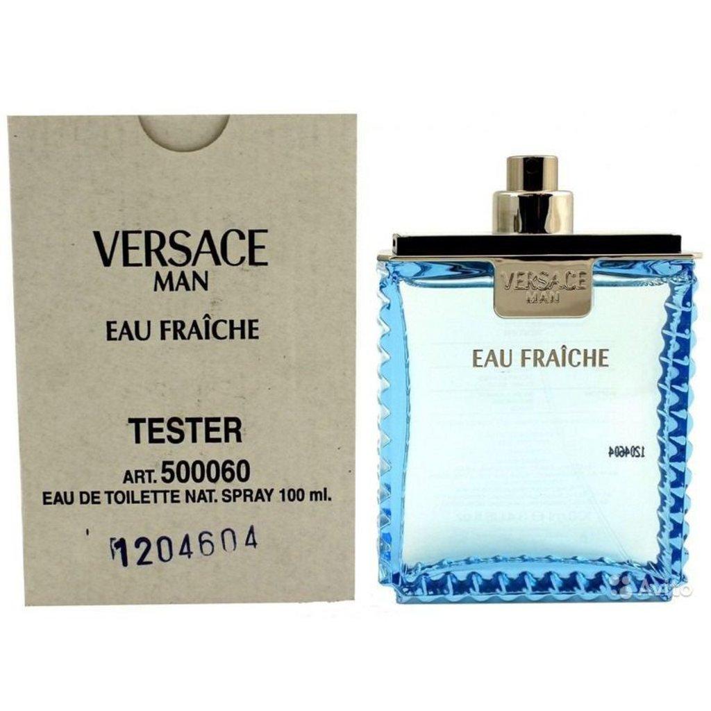 Тестеры: Тестер Versace Man Eau Fraiche в Мой флакон