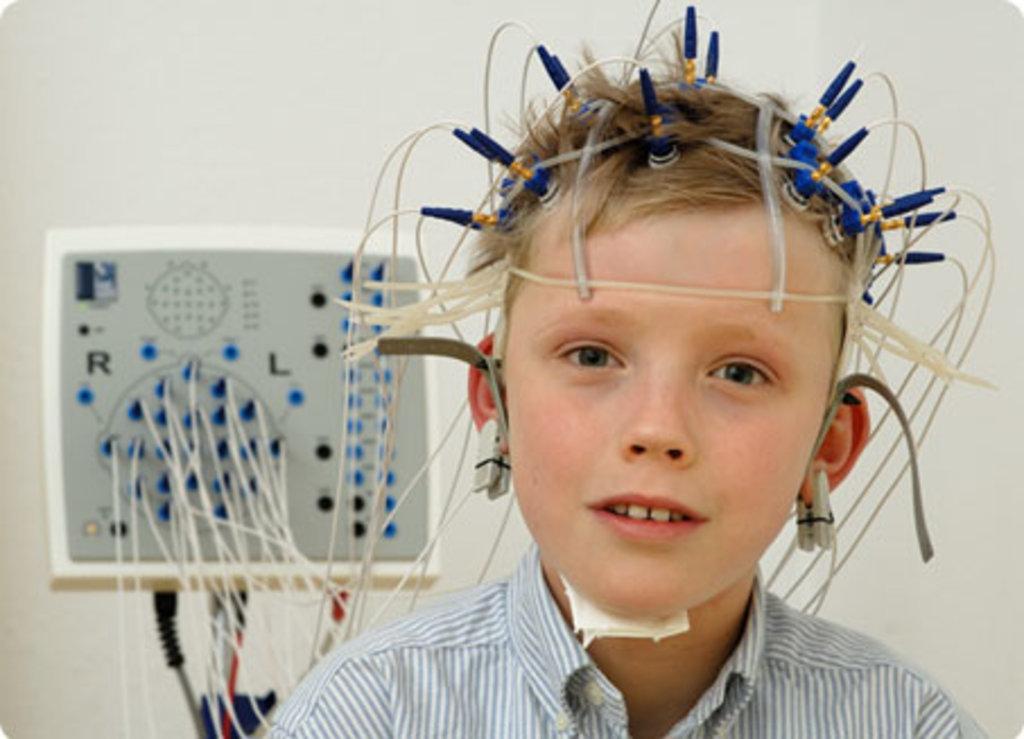 Услуги центра: ЭЭГ ( электроэнцефалограмма) для детей в Реацентр Оренбургский
