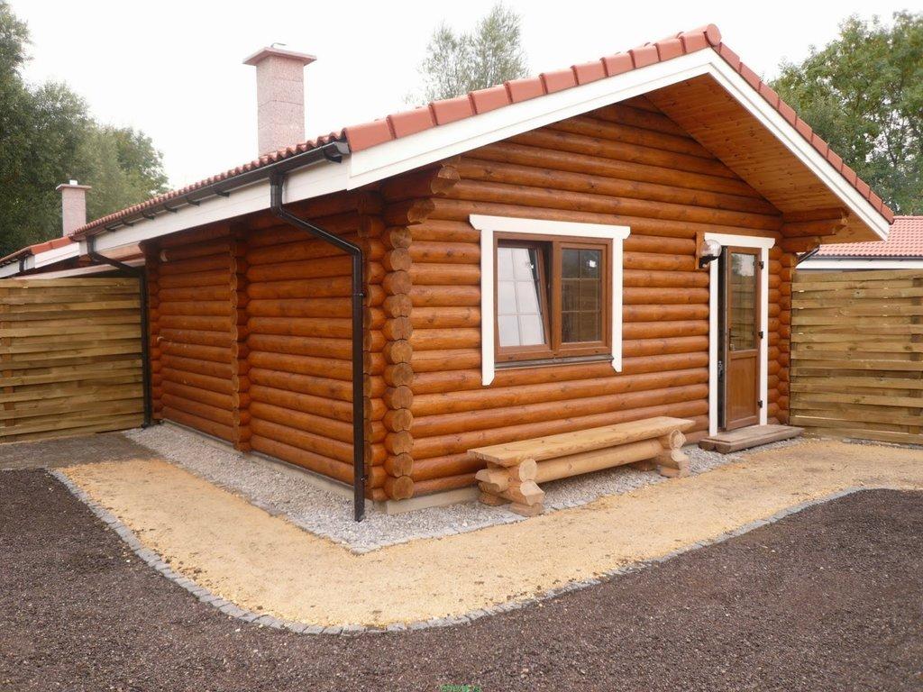 Деревянное домостроение: Строительство бань в Теплый Дом