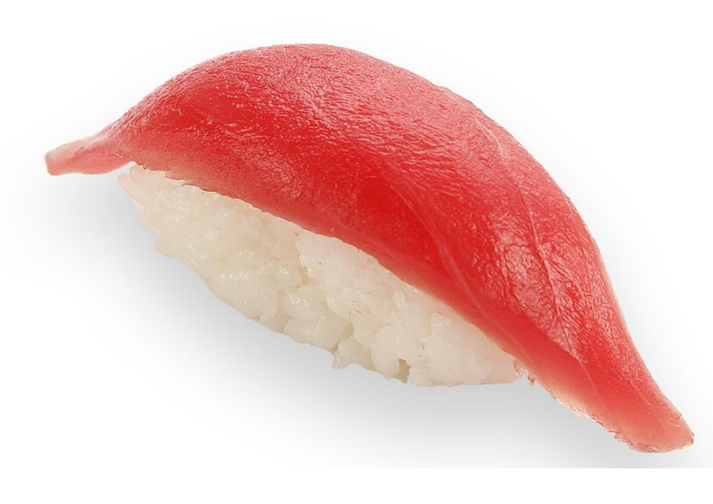 Суши: Суши с тунцом в Tokio