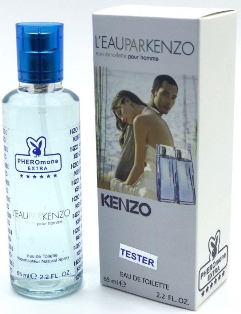 Kenzo (Кензо): Мини-парфюм 65 ml с феромонами Kenzo L`Eau Par Pour Homme в Мой флакон