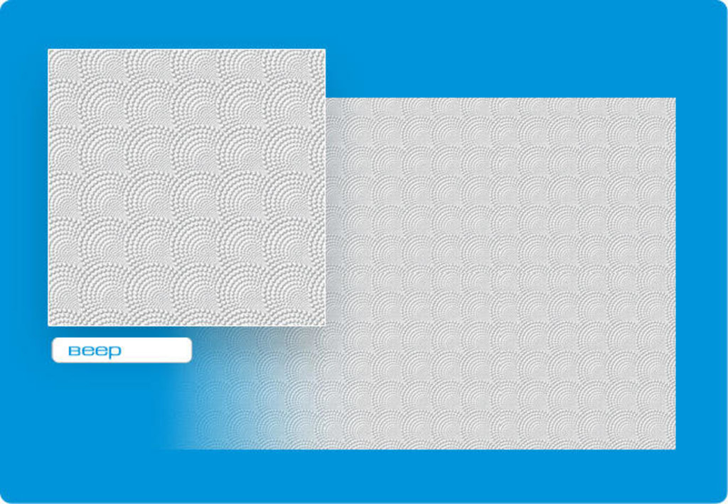 Потолочная плитка: Плитка ФОРМАТ инжекционная Веер в Мир Потолков