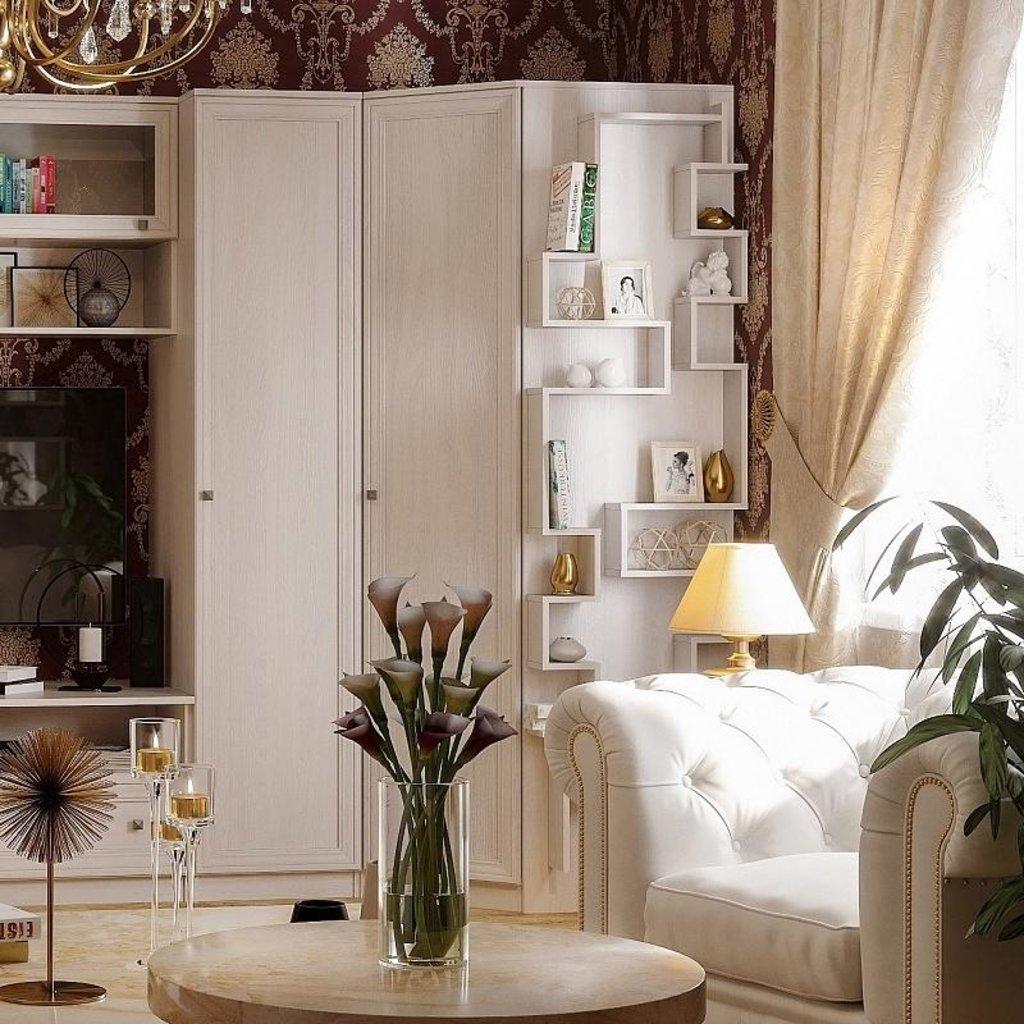 Шкафы для одежды и белья: Шкаф для белья Paola 9 в Стильная мебель