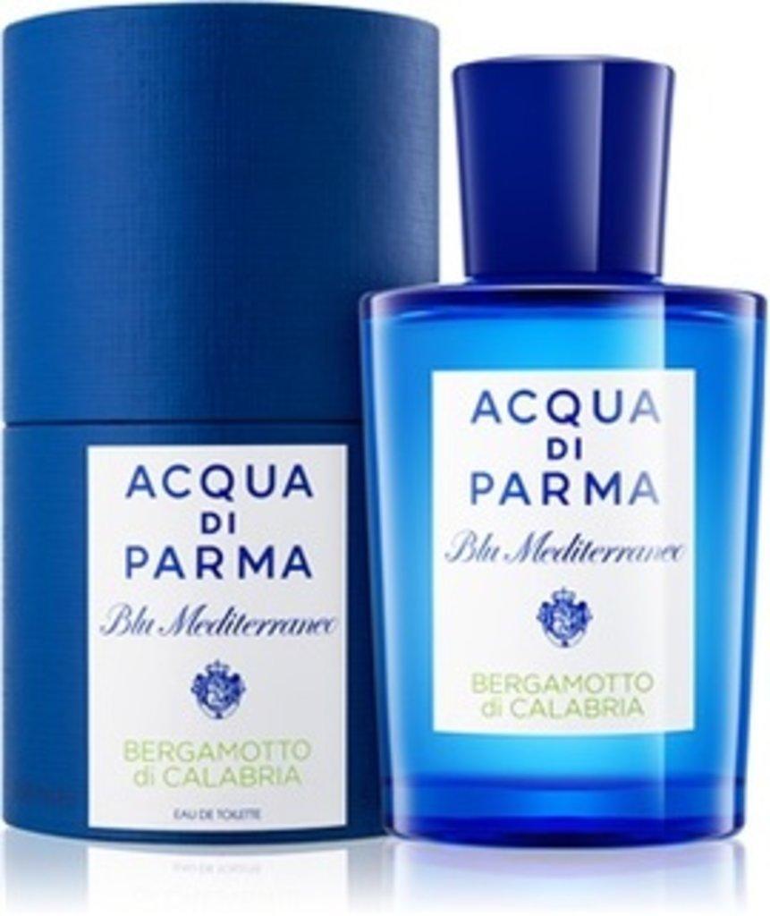 Новинки: Acqua Di Parma Blu Mediterraneo Bergamotto Di Calabria (Аква Ди Парма Блю Медитерранео Бергамотто Ди Калабриа) edp 75 ml в Мой флакон