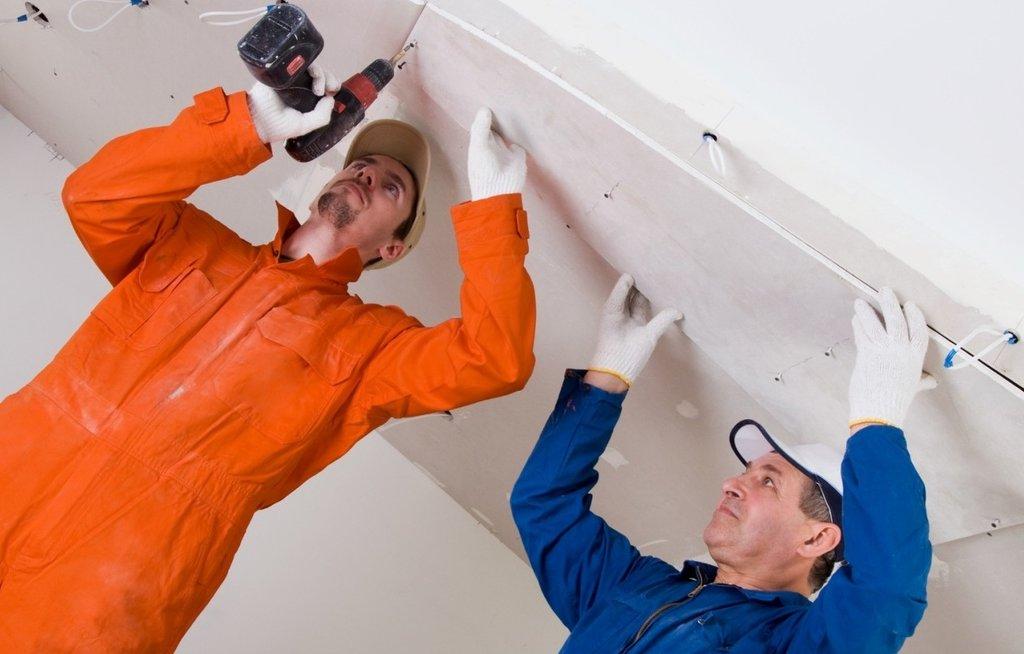 Натяжные потолки: Комплектующие для натяжных потолков в АКС