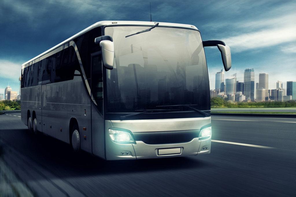 Заказ автобусов: Прокат автобусов в Автобусы на заказ