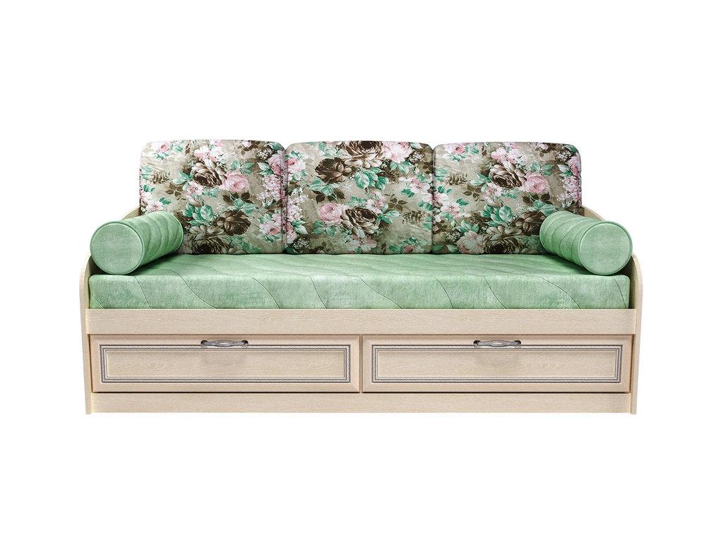 Кровати: Чехол к кровати НМ 008.63-01 Прованс Шери в Стильная мебель