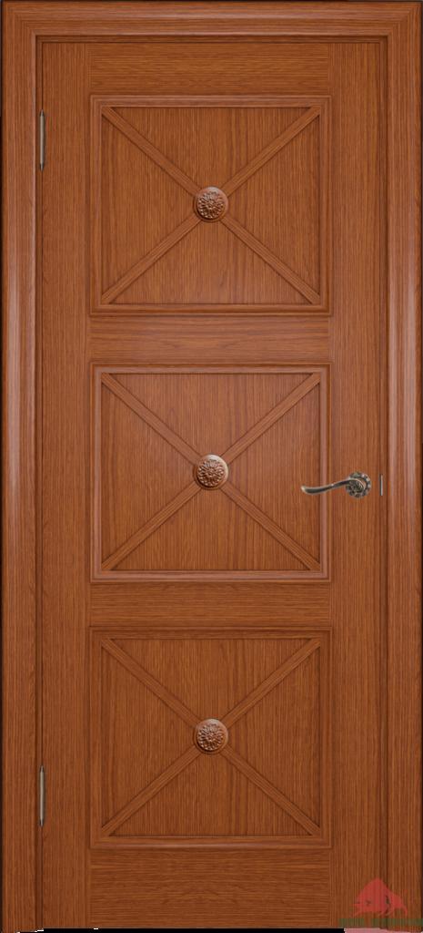 Двери Белоруссии  шпонированые: Адант (дуб) в STEKLOMASTER